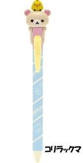 ปากกา Korilakkuma หันหน้าได้