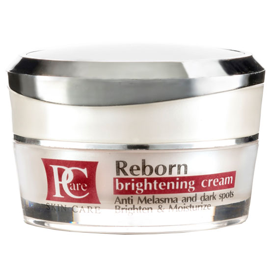 Reborn Brightening Cream by Pcare Skincare 10 g. รีบอร์น ไบร์ทเทนนิ่ง ครีม