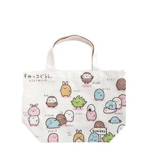 กระเป๋าผ้าใบเล็ก Sumikko Gurashi 2