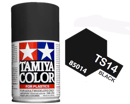 TS-14 BLACK 100ML