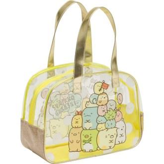 กระเป๋าใส Sumikko Gurashi สีเหลือง